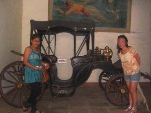 Vintage carousel...