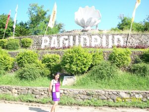 Welcome to Pagudpud... a tale has it that the word originated from an American father and his son, it was the son who said