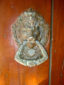 Had been one of my favorite subjects..door knocker..