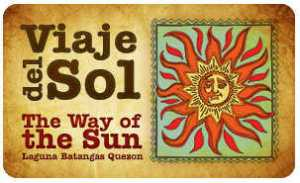 Viaje del Sol is an adventurer's road trip guide to the provinces of Laguna, Batangas and Quezon. List are endless when it comes to beautiful places to visit in these neighboring towns. As rich as its' culture, each has a lot to offer fellow Filipinos and foreigner alike.