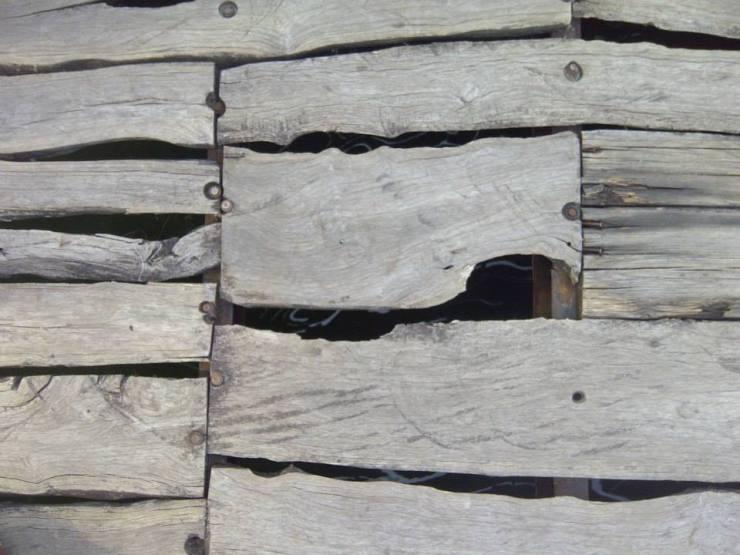 b13 wood planks