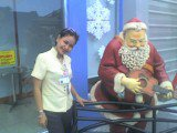 Christmas time...I have celebrated 4 Christmases with EK..(--,)