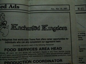 EK ad..March 23, 1997