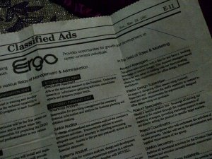 Ergo ad...March 23, 1997