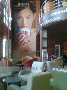 Coffee 101..Gensan's version of Starbucks, I assumed.