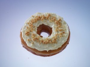 Butter nut prima donut! =)