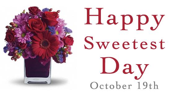 sweetestday