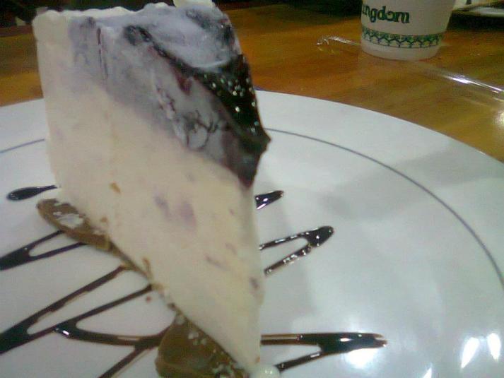 bb ice cream cake