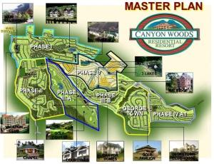 Canyon woods..