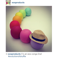 EOS on IG!