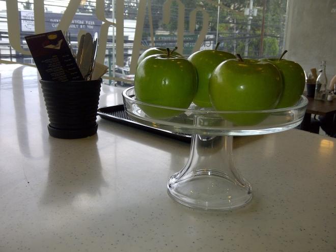 scarsdale apple