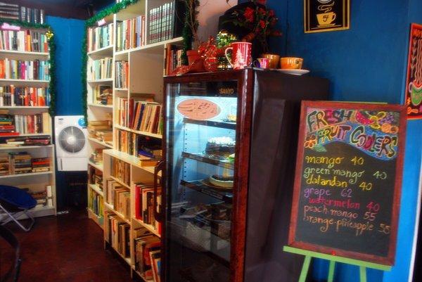 LIbro, Cafe Tacloban