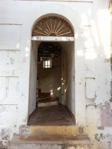 Entrance...
