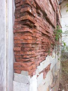 Old bricks...