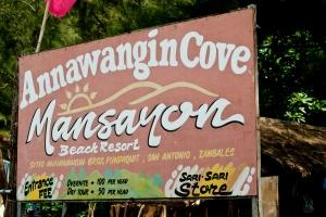 Anawangin Cove... (double n?)ehehe
