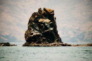 Stunning rock formations..