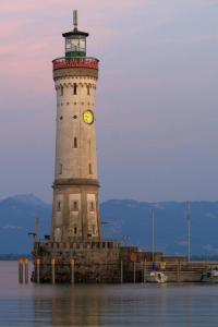Lindau lighthouse in Germany is the prettiest in my eyes...