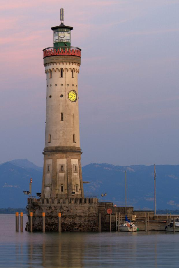 lindau lighthouse germany