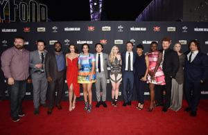 TWD cast!