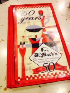 Di'Marks Pizzeria...
