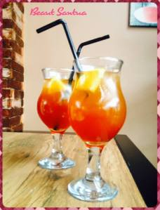 2 iced teas please! =)