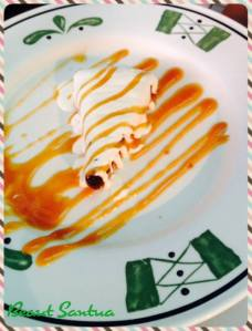 Truffle cake!