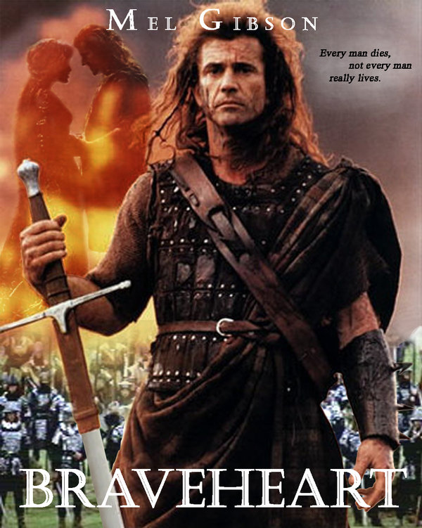 Cesur Yürek Braveheart 1995 Türkçe Dublaj DVDRip BRRip 480p 720p 1080p Download Yükle İndir