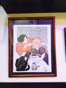 Vintage poster!