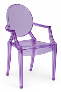 Violet ghost chair! Courtesy of: http://www.houseandgarden.co.uk/interiors/furnishings/top-50-best-chairs-for-the-home/chinese-elm-chair?next#ViewImage