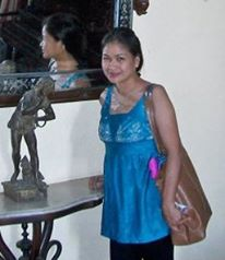 At a vintage mansion in Ilocos..