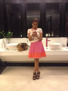 Attended a wedding in Alabang! <3