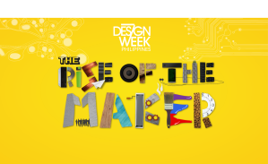 Rise of the maker theme..