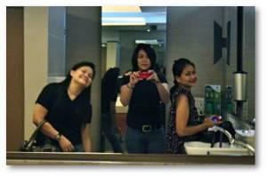With my BFFs!