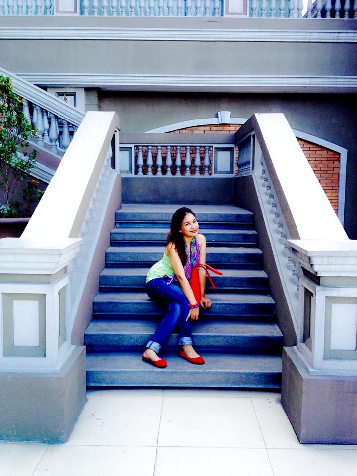 me stairs