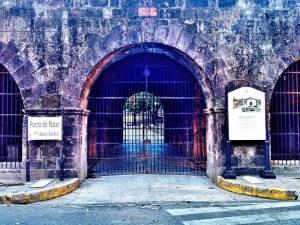 Vintage gates..