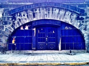 Vintage doors..
