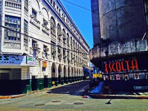 We passed by Escolta..