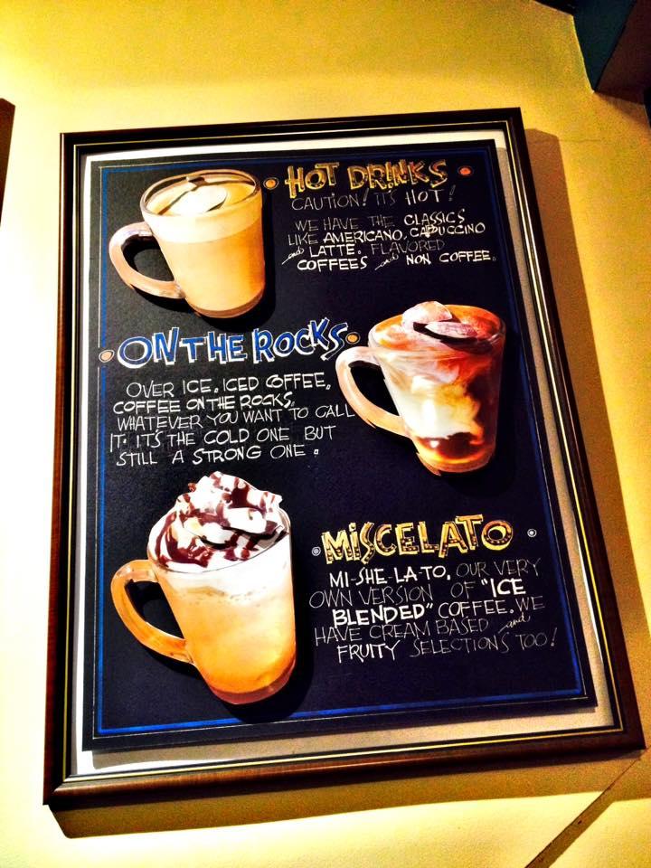 frame coffes