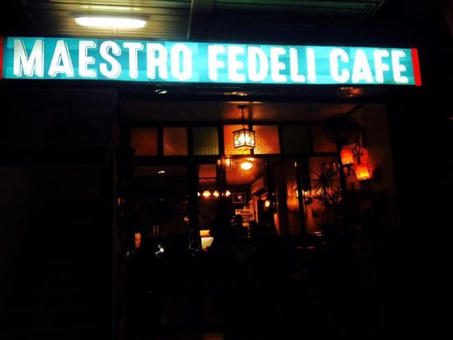 maestro fedeli cafe
