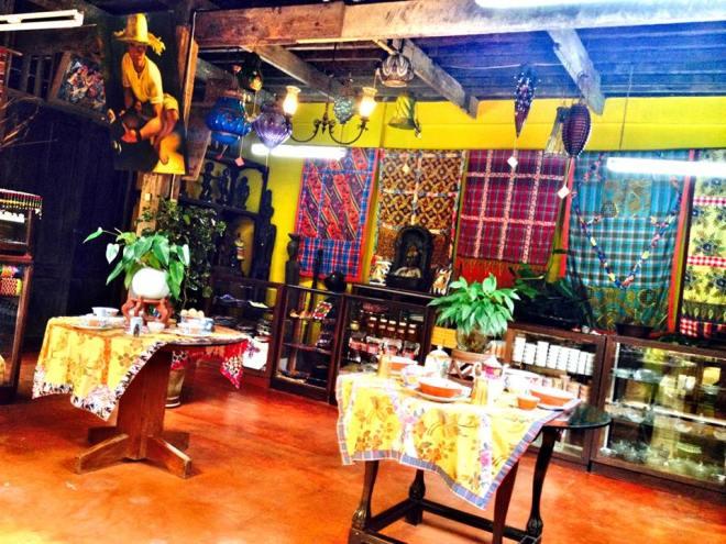 shops interiors