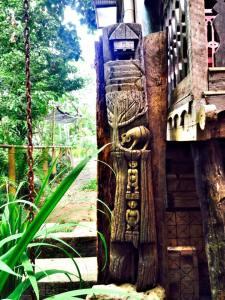 wood carvings tesoro