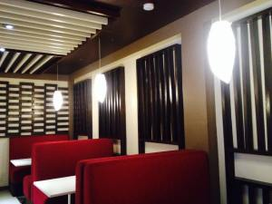 bagnet dining area