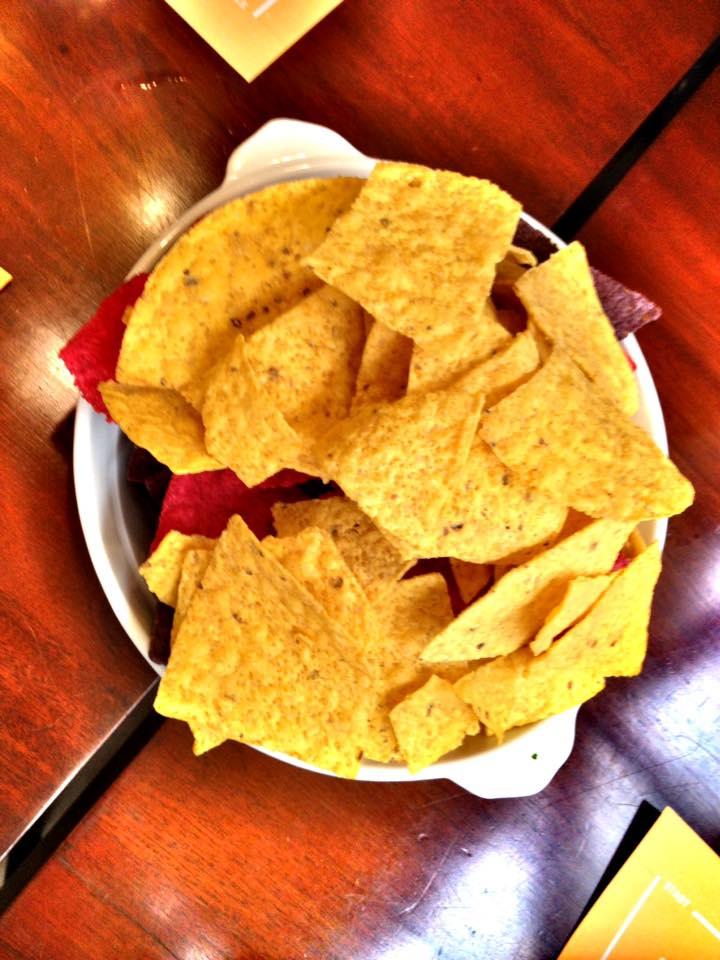 nachos unli