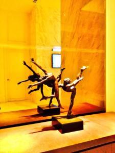 Sculptures..