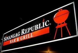 Sinangag republic...