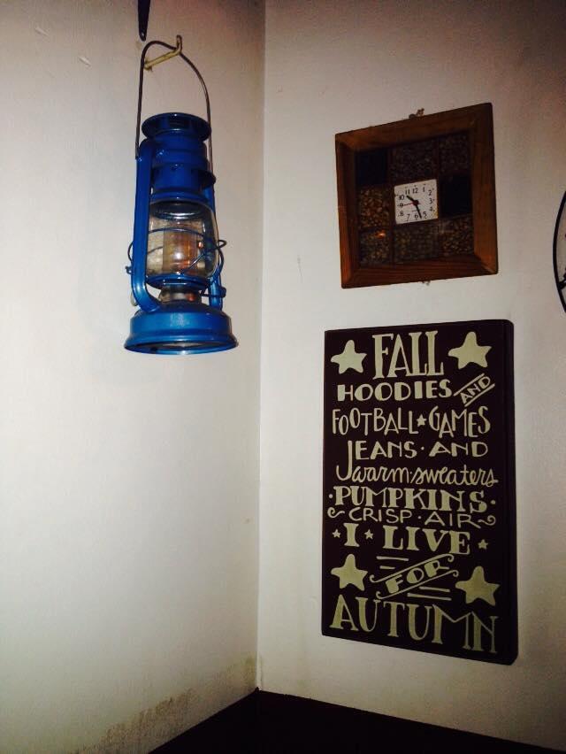 papas lamp