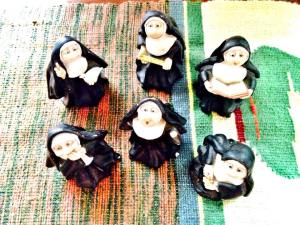 Total of six sissies!