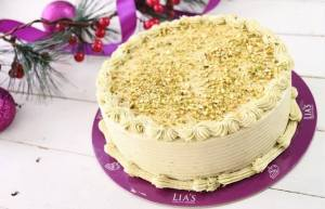 Avocado cake Courtesy of: https://www.facebook.com/Lias-Cakes-in-Season-280423845313979/timeline