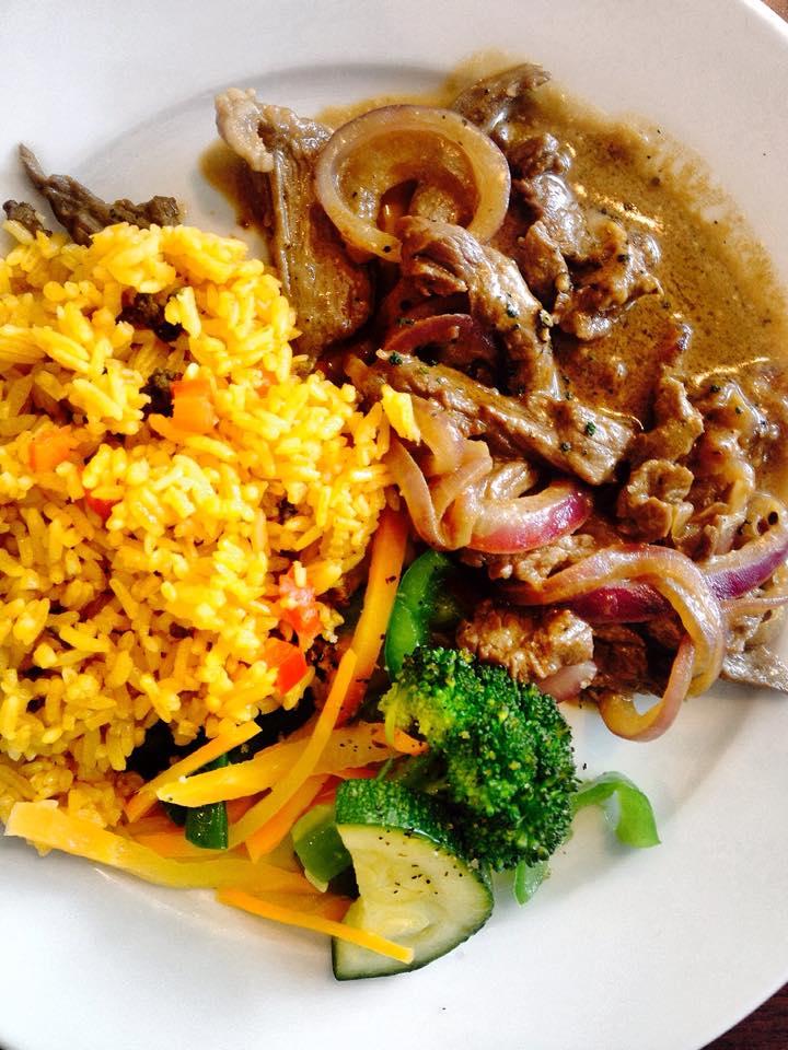 beef n rice