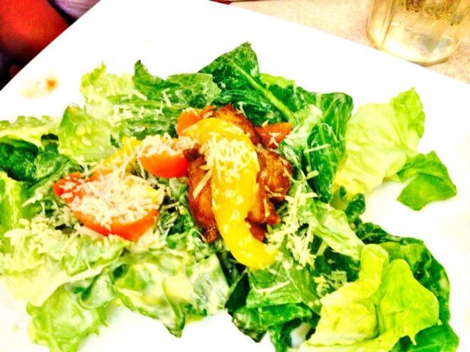 chken salad